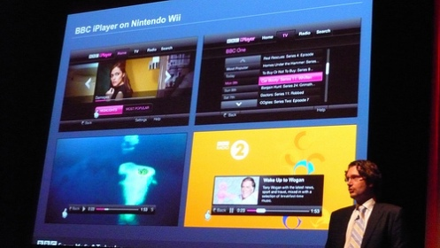 iPlayer op Wii