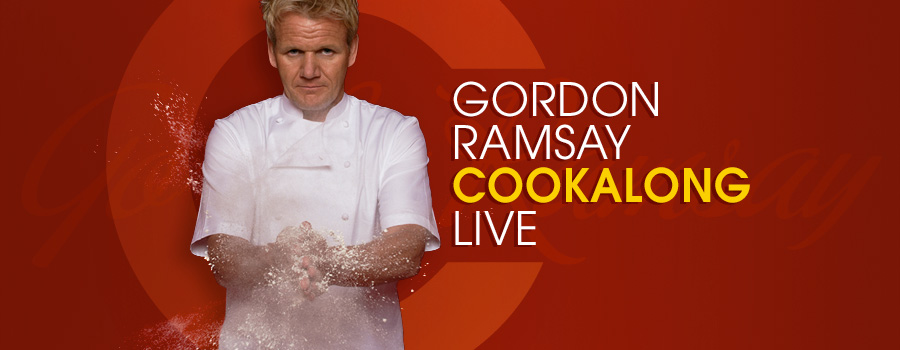Gordon Ramsay: Cookalong Live movie